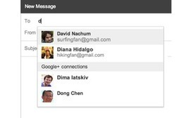 Gmail's Google+ Integration Leaves More Questions Than Answers | Online Marketing Company In India | Scoop.it