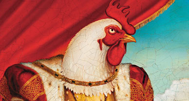 How the Chicken Conquered the World | Scenario Planning & Strategy Playbook | Scoop.it
