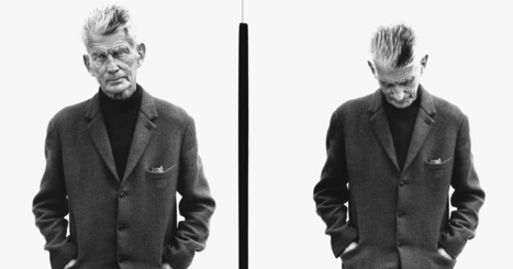 A Reluctant Subject: Portraits of Samuel Beckett | The Irish Literary Times | Scoop.it