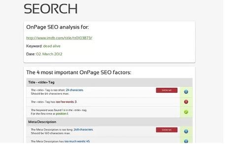 4 outils en ligne gratuits pour le SEO | Référencement | Scoop.it