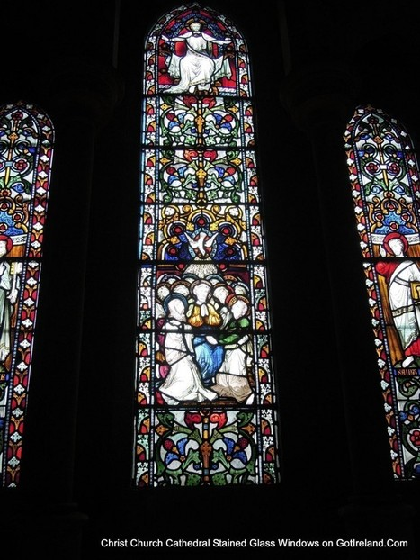 Images of Stained Glass Windows at Christ Church Cathedral Dublin | GotIreland | Stained Glass | Scoop.it