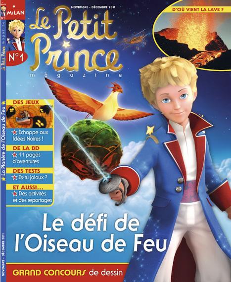 Le Petit Prince Magazine : le nouveau titre de chez Milan | Les Enfants et la Lecture | Scoop.it