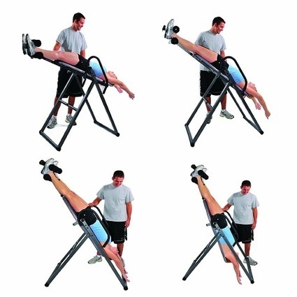 Under 120$, These Inversion Tables are Powerful & Safe | Back Pain Relief Products | Back Pain Natural Treatments | Scoop.it