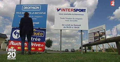 VIDEO. Les panneaux le long des routes, stop ou encore ? | acteurs du retail - centres commerciaux, proximité, web | Scoop.it