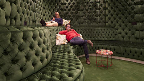 8 Of Google's Craziest Offices | Workplace Design and Employee Engagement | Scoop.it