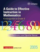 A Guide to Effective Instruction in Mathematics: Geometry and Spatial Sense | geometry for young learners | Scoop.it