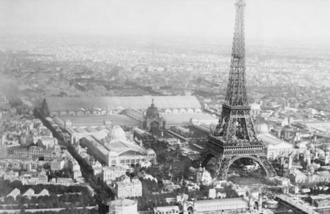 1887: Lettre ouverte d'artistes contre la Tour Eiffel (Zola, Maupassant ...) | Ressources TICE  pour professeur de français langue etrangère | Scoop.it
