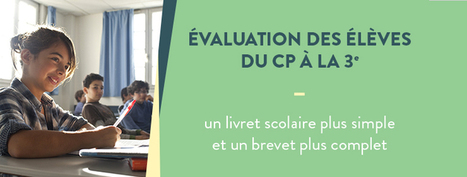 Le socle commun et l'évaluation des acquis - Modalités d'évaluation des acquis scolaires des élèves - Rentrée 2016 - Éduscol | Vie numérique  à l'école - Académie Orléans-Tours | Scoop.it