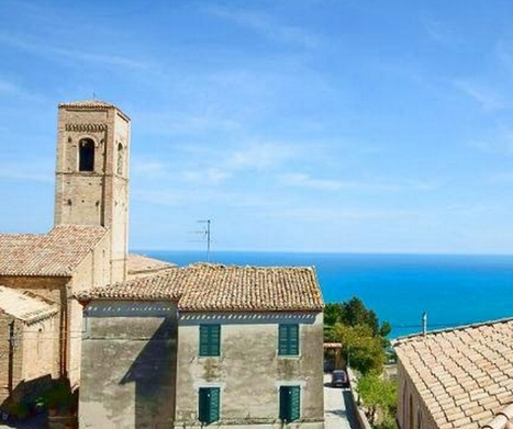 Best Le Marche Properties for Sale: Town House, Fermo Province | Le Marche Properties and Accommodation | Scoop.it