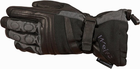 Take off this winter with Weise Runway gloves | Motorcycle Industry News | Scoop.it
