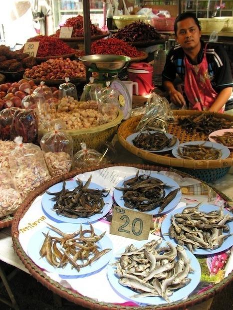 A great Bangkok market | Benhil - Wet market | Scoop.it