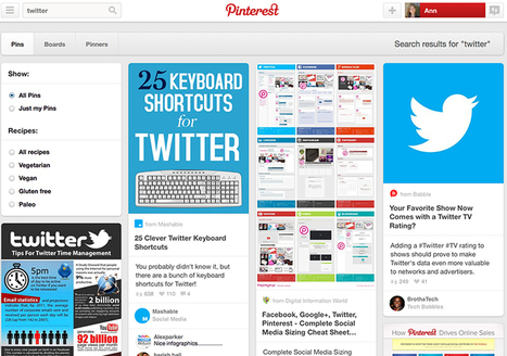 How To Use Pinterest For Brainstorming | Web Design, SEO & Social Media Marketing | Scoop.it