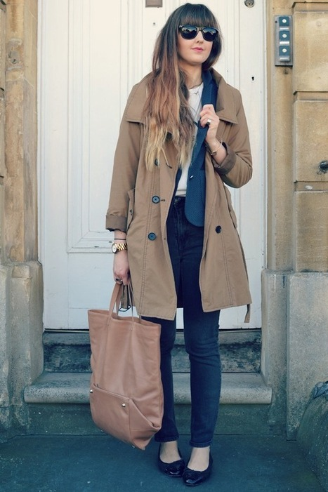 Credit Crunch Chic: Double Jacket | Credit Crunch Chic - Double Jacket | Scoop.it