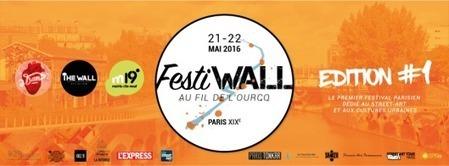 FestiWall édition #1 | Tous les événements à ne pas manquer ! | Scoop.it
