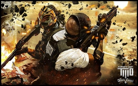 Army of Two The Devil's Cartel Walkthrough App - digitalPACE | Game of digitalPACE | Scoop.it