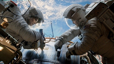 How robots filmed Hollywood's latest blockbuster, 'Gravity' | Robolution Capital | Scoop.it