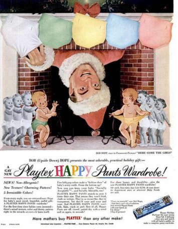 The Doubletake: The Worst 1950s Christmas Ad Ever | Kitsch | Scoop.it