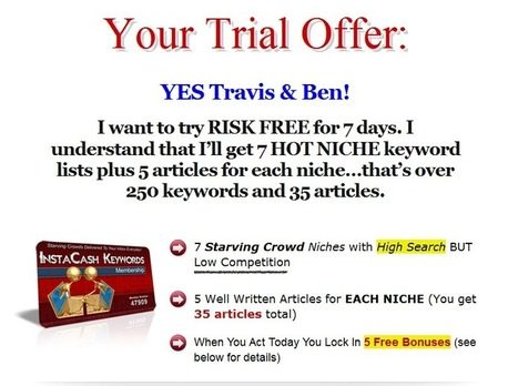 InstaCashKeywords | Starving Crowd Niches | Online Business from Home | Scoop.it