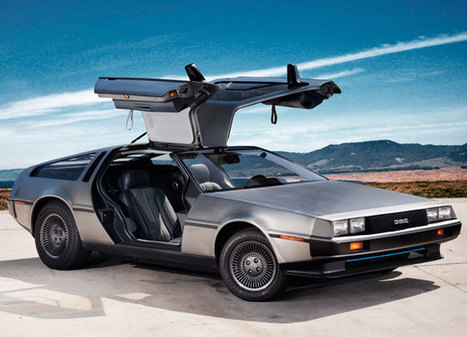 The DeLorean Is Going Back Into Production | #Design | Scoop.it