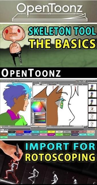 Toonz 2016 La célèbre Suite logicielle professionnelle d'animation est devenue gratuite et open source | Logiciel Gratuit Licence Gratuite | Scoop.it