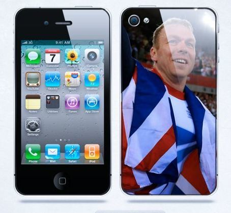 Chris Hoy iPhone 4 case | Apple iPhone and iPad news | Scoop.it
