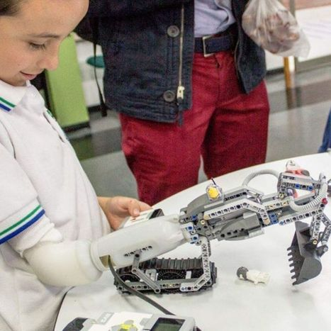 Prosthetic Lego arm wins innovation prize | Technology for Good | Scoop.it