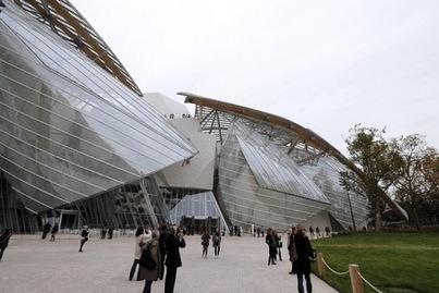 La Fondation Vuitton ou l'art d'en mettre plein la vue | La-Croix.com - Expositions | art move | Scoop.it