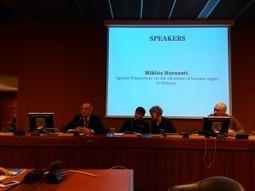 Human rights situation in Belarus discussed at UN Human Rights ... | Current events | Scoop.it