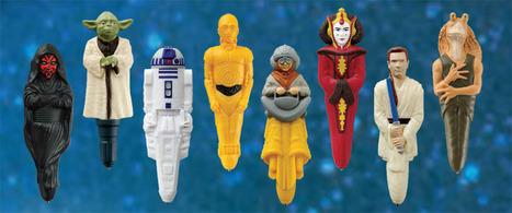 Star Wars Pens Coming to Big G Cereals   All Geeks   Scoop.it