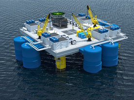 Clean technology: U.S.-designed no-emission power plant will debut off China's coast -- 05/01/2013 -- www.eenews.net   Sustain Our Earth   Scoop.it