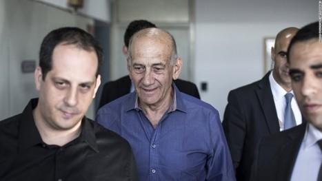 Ex-Israeli PM Ehud Olmert sentenced in bribery case - CNN.com | Global Corruption | Scoop.it