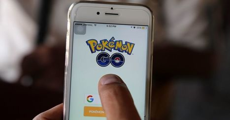 'Pokémon Go' sets App Store record for most downloads in its first week, Apple says | Business Video Directory | Scoop.it