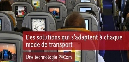 TOM, Travel On Move – Quand la campagne marketing continue dans les avions   Travel Industry   Scoop.it