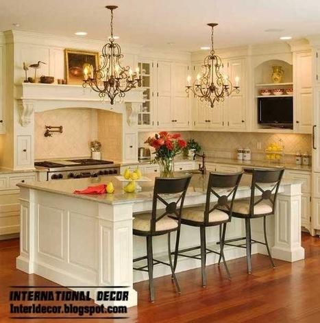 International decor: Kitchen Island designs, ideas - Top tips and trends   International Decorating ideas   Scoop.it
