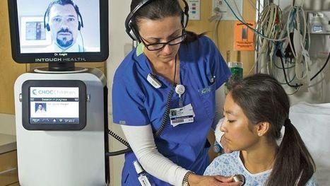 iRobot passe de l'aspirateur au robot médicalisé | Les robots domestiques | Scoop.it