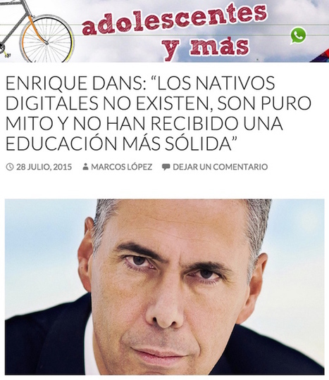 Entrevista sobre educación | Universidad 3.0 | Scoop.it