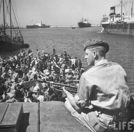 LIFE in Israel in 1948 – Part 1   1948 Israel War of Independence   Scoop.it