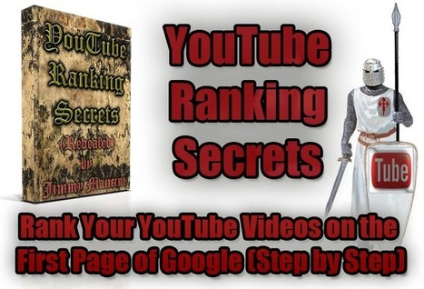 YouTube Ranking Secrets Review - Receive $2700 Bonus Packages   IM Product Review - Special Offer - Giveaway   Scoop.it