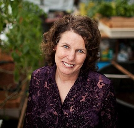 Sylvia Bernstein Discusses Feeding The World With Aquaponics | The Organic View Radio Show | Vertical Farm - Food Factory | Scoop.it