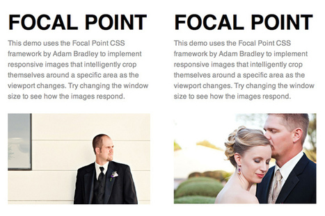 Focal Point: Intelligent Cropping of Responsive Images | Responsive design & mobile first | Scoop.it