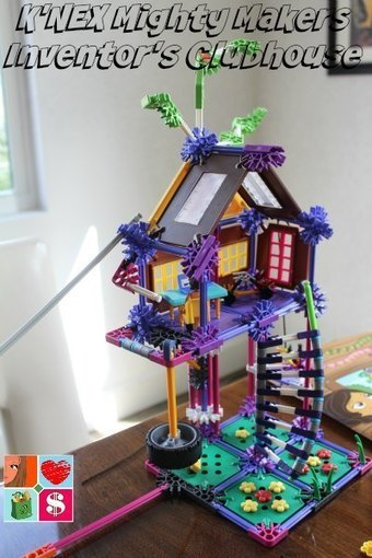 K'NEX Mighty Makers Inventor's Clubhouse Building Set Review + GIVEAWAY | Maker Stuff | Scoop.it