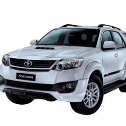 Toyota Launches Fortuner TRD Sportivo Limited Edition - Gaadi.com | Mahindra Cars India | Scoop.it