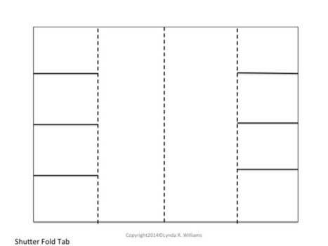 Vocabulary for Interactive Notebooks-Freebie Foldable Graphic ... | Web 2.0 for Education | Scoop.it