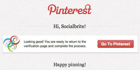 3 steps to add your nonprofit's url to Pinterest | New Sociology | Scoop.it