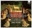 La Passion selon Saint-Matthieu (René Jacobs) - Édition Limitée DVD + 2 - Johann Sebastian Bach - Critique SACD | Muzibao | Scoop.it