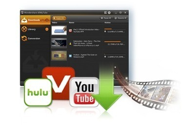 "Download Video Clips from YouTube Easily: Wondershare vDownloader (Win) | ""#Google+, +1, Facebook, Twitter, Scoop, Foursquare, Empire Avenue, Klout and more"" 