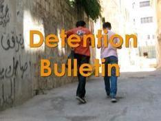 Detention Bulletin - Issue 38 - February 2013   Defence for Children International Palestine   Human Rights and the Will to be free   Scoop.it