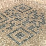 QR codes made out of cobblestones draw the world's attention - QR Code Press | QR codes in learning and education | Scoop.it