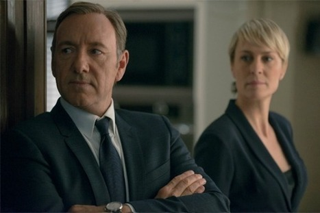 'House of Cards' Spoilers: When Are We Allowed to Talk About That Huge Thing That Happened? - TheWrap | screen seriality | Scoop.it