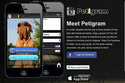 Now, social media app for pets - The Times of India   social musings   Scoop.it
